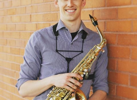 Saxophonist Derek Granger Returns to ASA: August 2018
