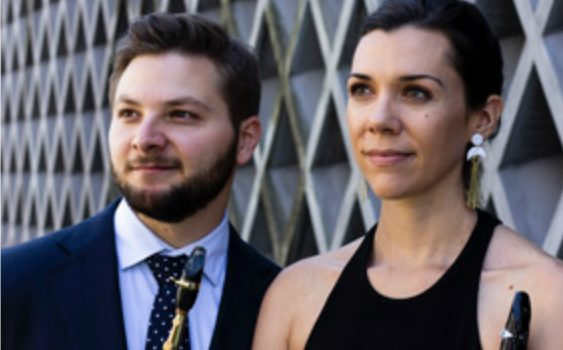 Concert Features New Works for Clarinet and Saxophone: September 2018