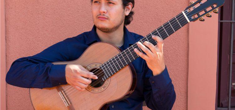 Classical Guitarist Returns for Solo Recital: August 2018