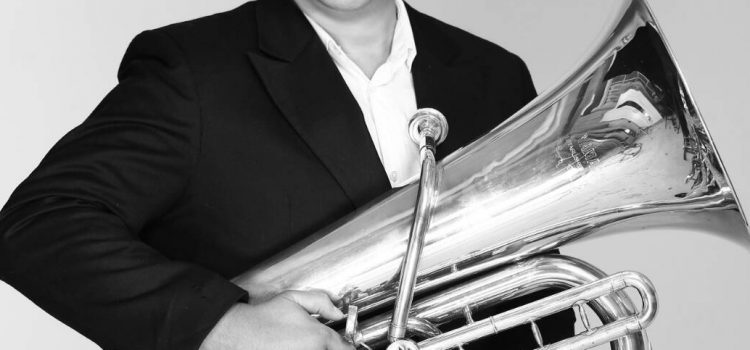 Taiwanese Tuba Player Makes Special Appearance: October 2018