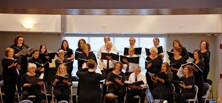 Nov. 3, Vail Choral Fall 2018 Concert