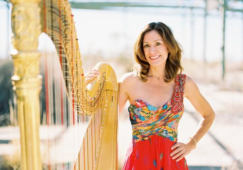 Dec 4: Holiday Sounds on the Harp