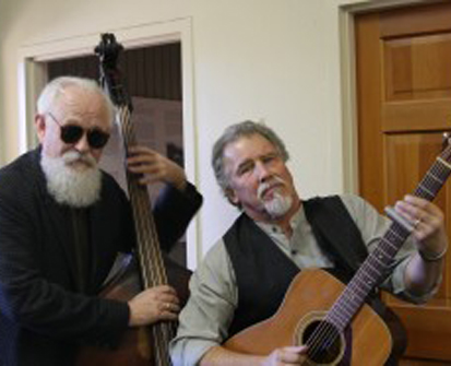 Jan 8: Blues Duo