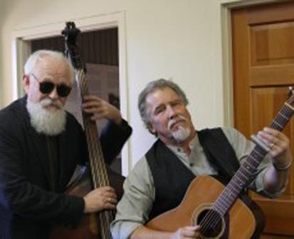 Jan 8: Blues Duo