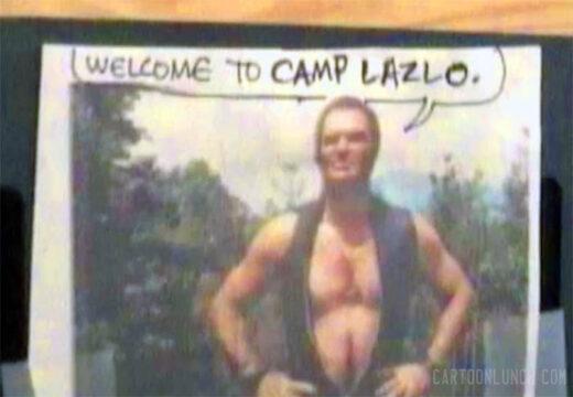 Camp Lazlo crew 2004