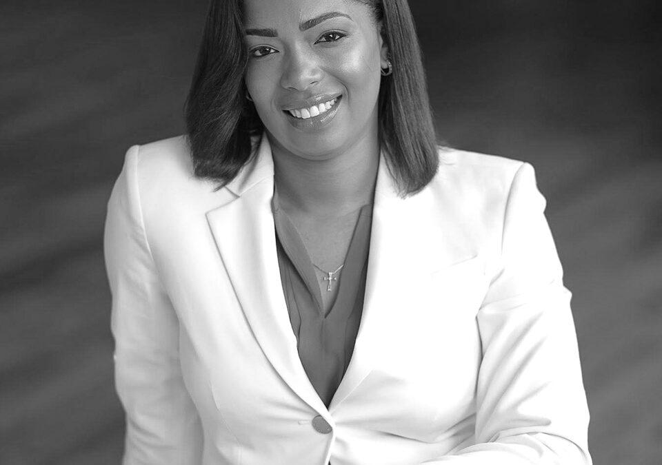 Desiree Ivey Representing Pennsylvania