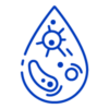 Outline of a water icon
