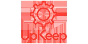 UpKeep Login Area