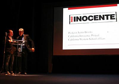Justin Brooks - RED Inocente