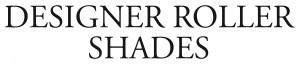 custom roller blinds blackout rollershades Hunter Douglas custom designer roller shades