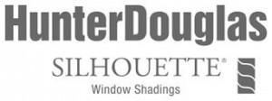 custom window shades window shadings Hunter Douglas Silhouette kitchen window shades window shadings kitchen window shades