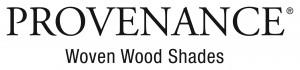 custom woven wood shade wooden woven blind wooden shade hunter douglas provenance