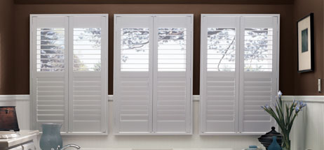 shutter graber shutters wood plantation shutter denver custom