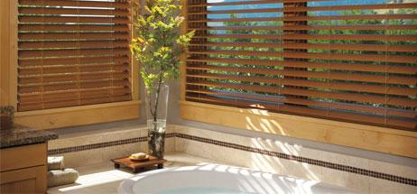 bathroom ideas vinyl blinds 1 inch blinds faux wood