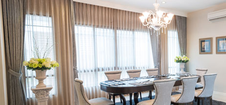 dining room ideas curtains and drapes window coverings