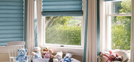 nursery decor, drapes and blinds, kids room ideas