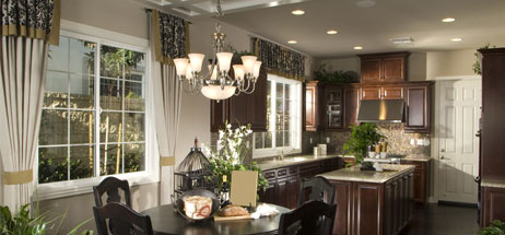 kitchen ideas - kitchen design ideas - window valances