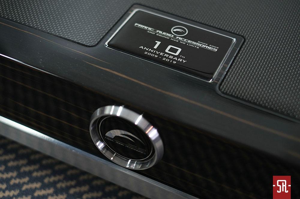 Franc Audio Accessories 10th Anniversary