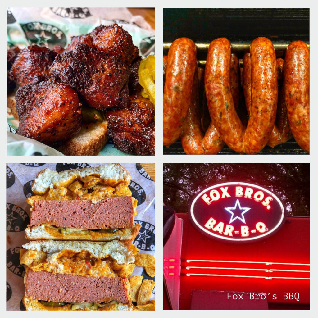 Monarch HiFi Roadshow BBQ Food Highlights Fox Bro's Atlanta