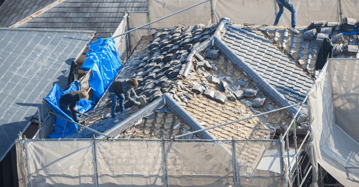 roof repair in Orlando