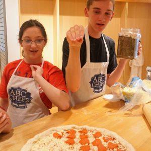 abc chefs pizza