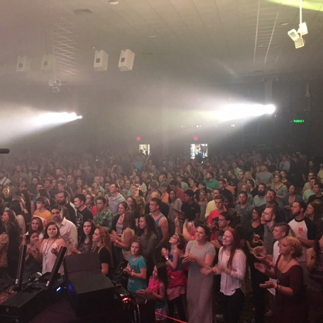 Rend Collective rocks New Covenant Ministries in 2016!