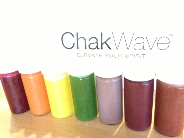 The Remarkable Ingredients in the ChakWave Blends