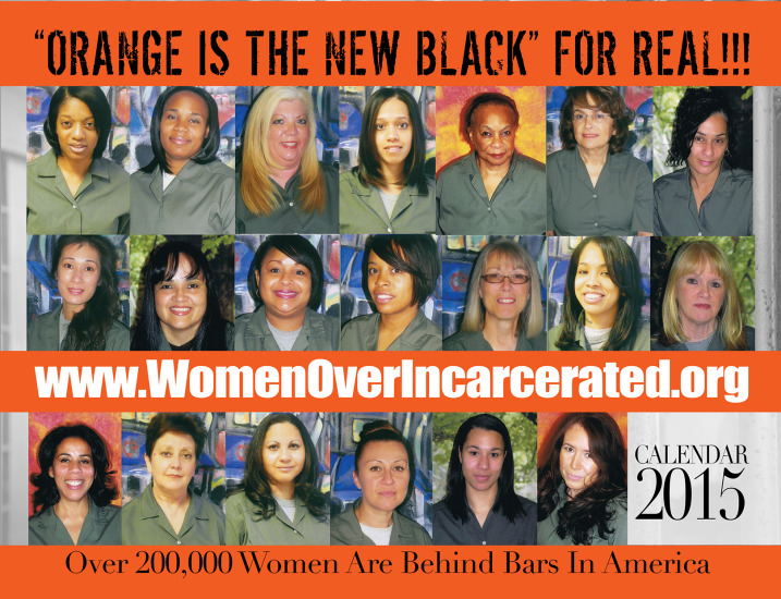 Womenoverincarcerated Calendar 2015
