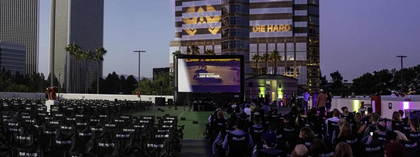 Die Hard Anniversary Screening