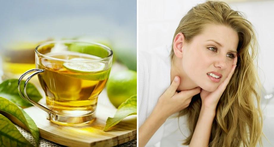 5 hierbas para tratar el dolor de garganta