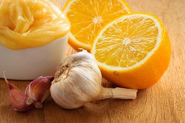 Remedio con ajo y limón para bloqueos del corazón
