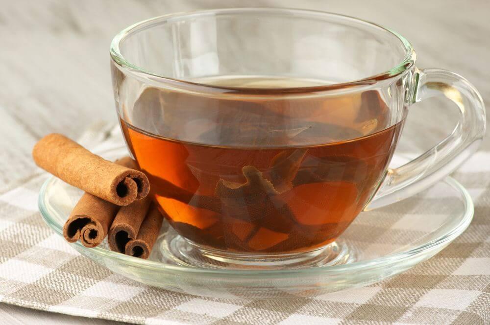 Beneficios del té de canela y miel para adelgazar