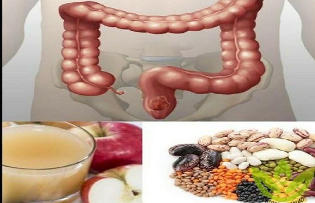Diez alimentos naturales que te ayudarán a limpiar el colon