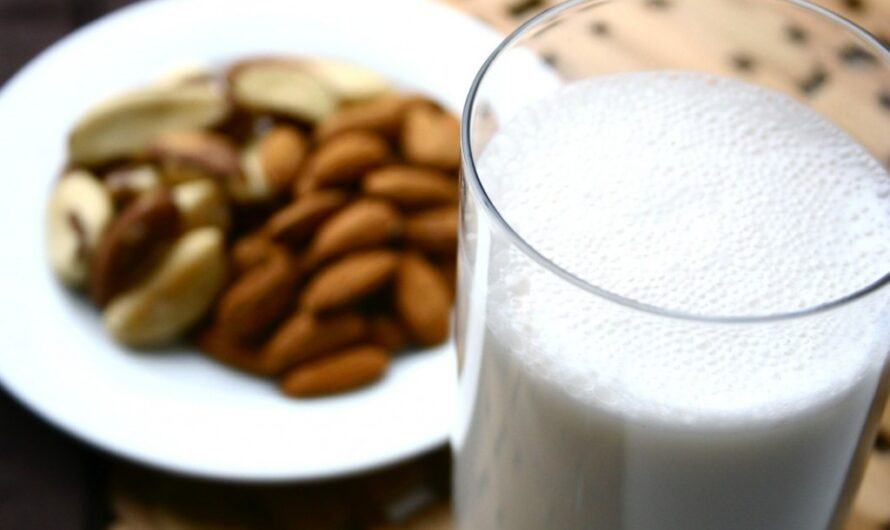 Los Mejores beneficios de la leche de almendra