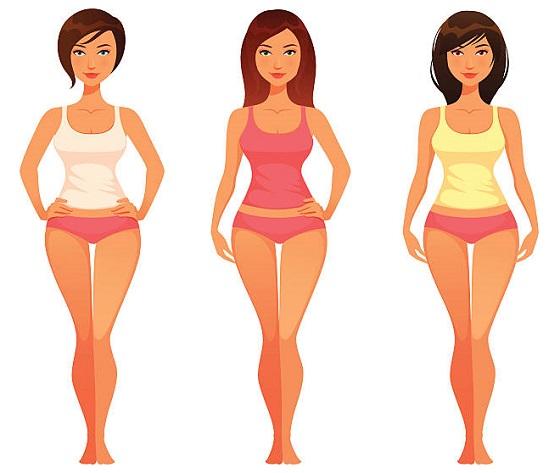 Cómo conseguir un cuerpo curvilíneo con estos pasos
