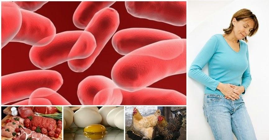 Cómo protegerse de Salmonella y E. coli naturalmente