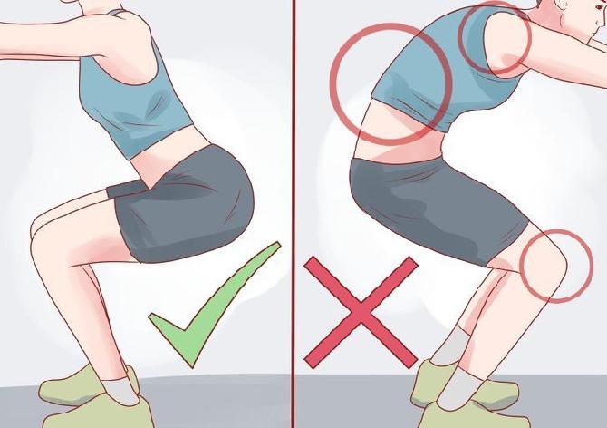 Realiza esta cantidad de sentadillas al día y baja de peso eficazmente
