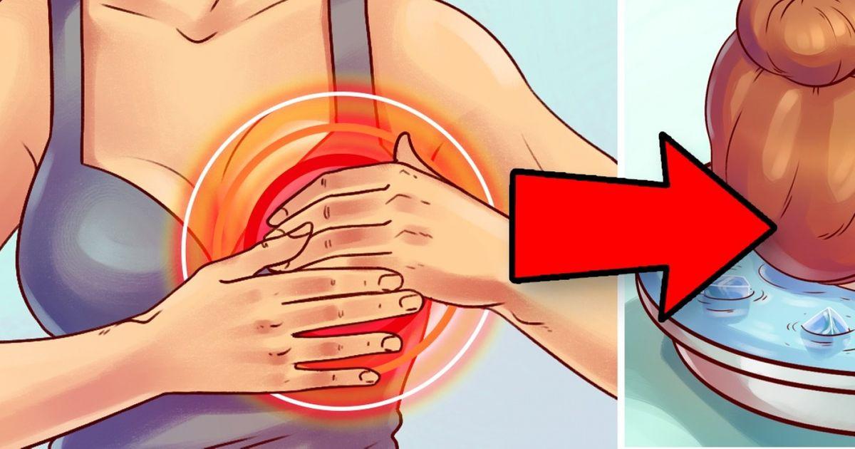 Cómo detener la taquicardia en tan solo un minuto