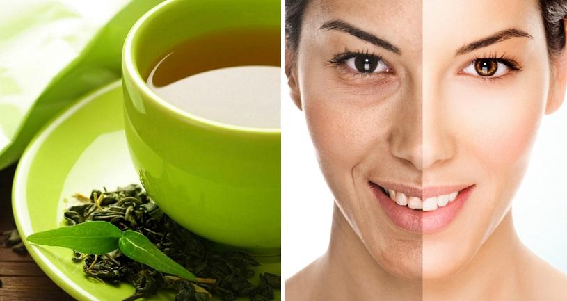 El té verde ayuda a envejecer mejor según estudios