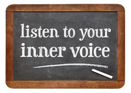 inner voice