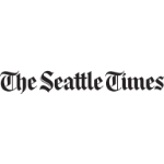 The Seattle Times Logo - JJ DiGeronimo