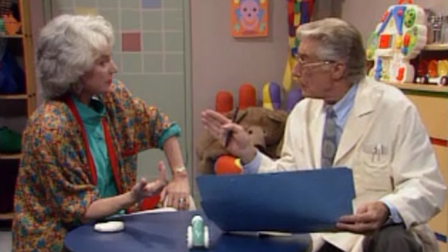 Still from Golden Girls: Sick and Tired, Part 2