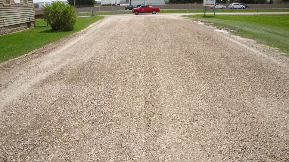 Commerical Driveways