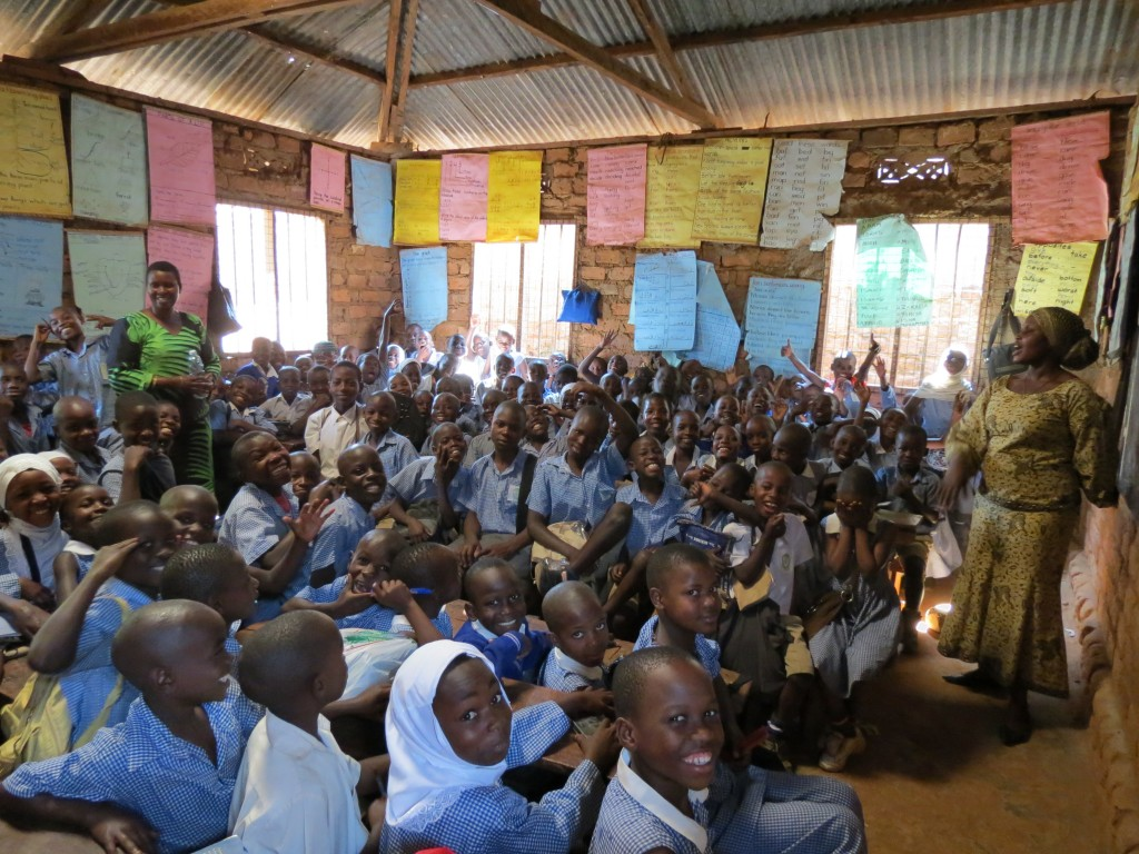 Field Report – Kampala, Uganda – Part 4 – Curriculum and the Impact of OEF