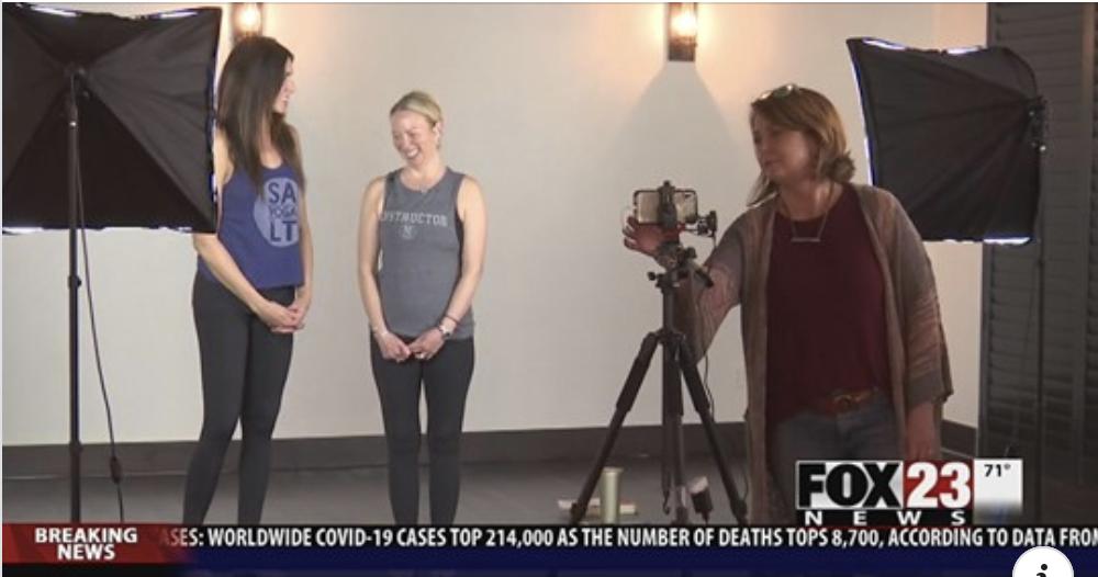 Fox 23 SALT Yoga