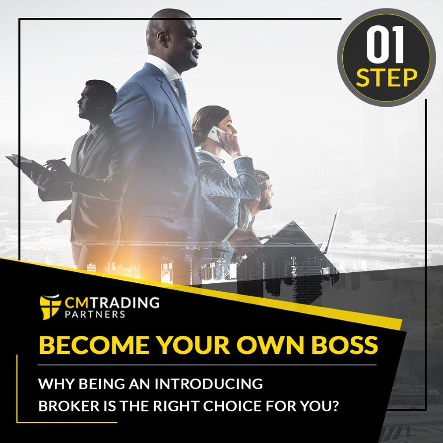 being an introducing broker with cmtrading partners