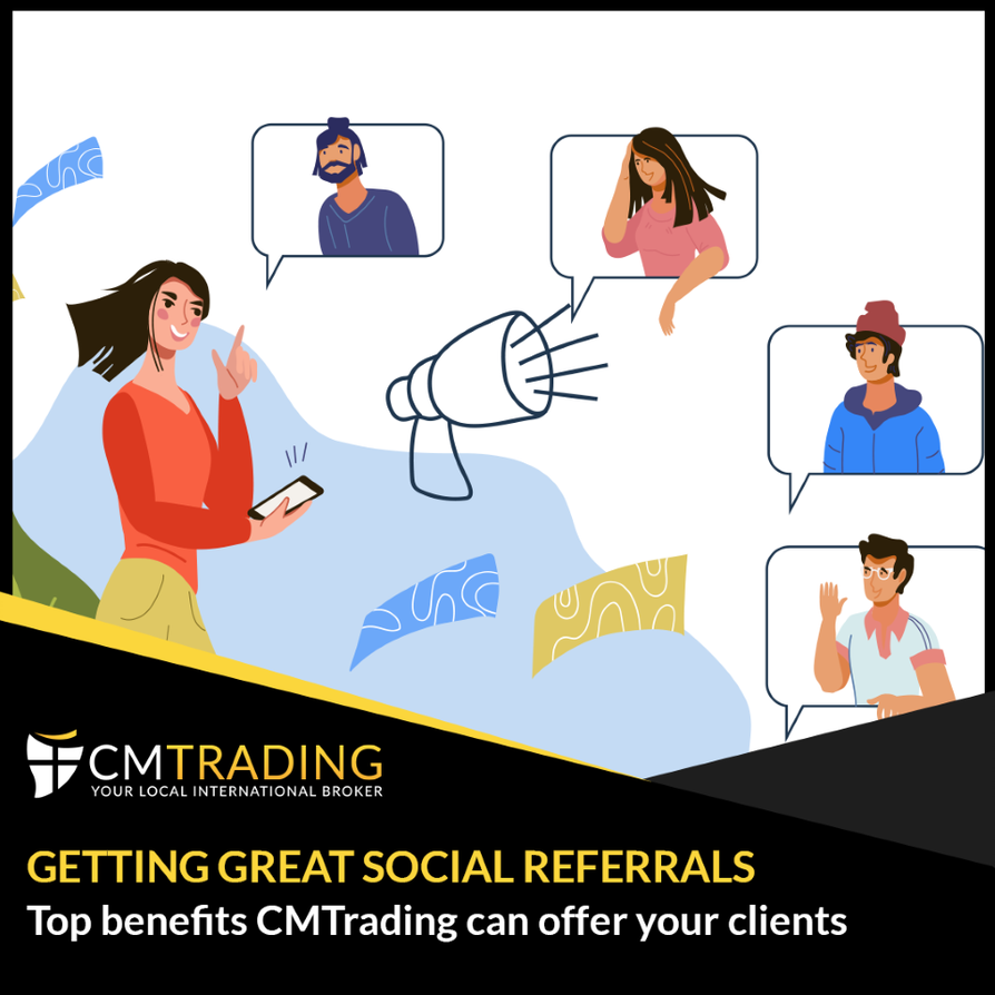 benefits to partner with cmtrading