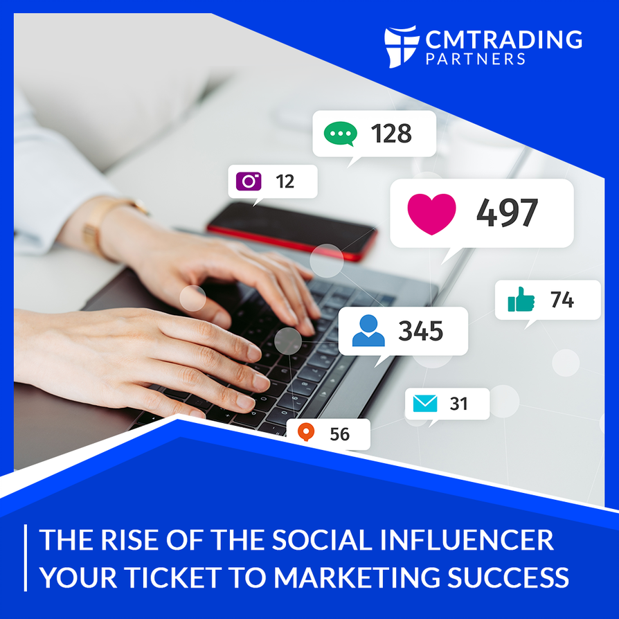 social media influencers with cmtrading