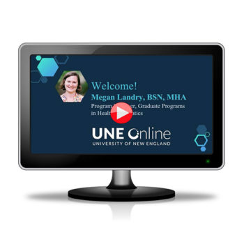 Health Informatics Informational Webinar