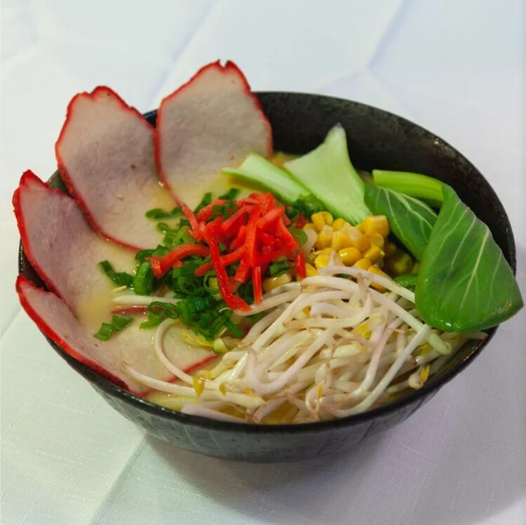 15. Curry Ramen